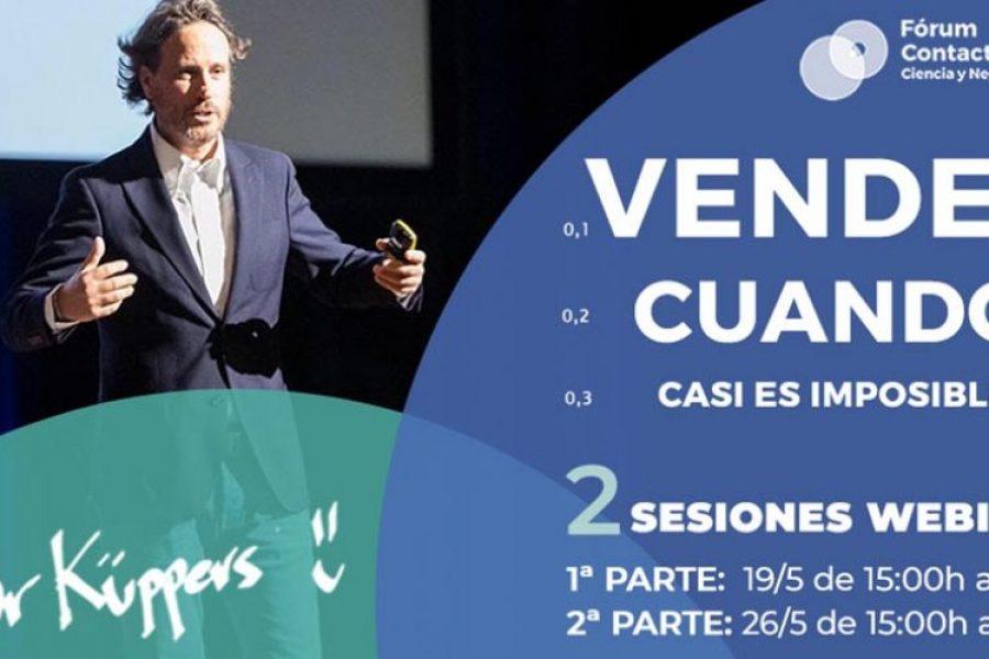 """El Fórum de Contactología presenta el webinar """"Vender cuando casi es imposible"""""""
