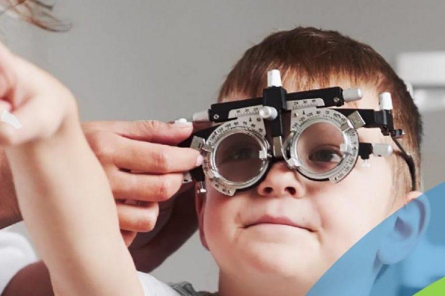 La importancia de la salud visual de los niños, los grandes damnificados de la pandemia