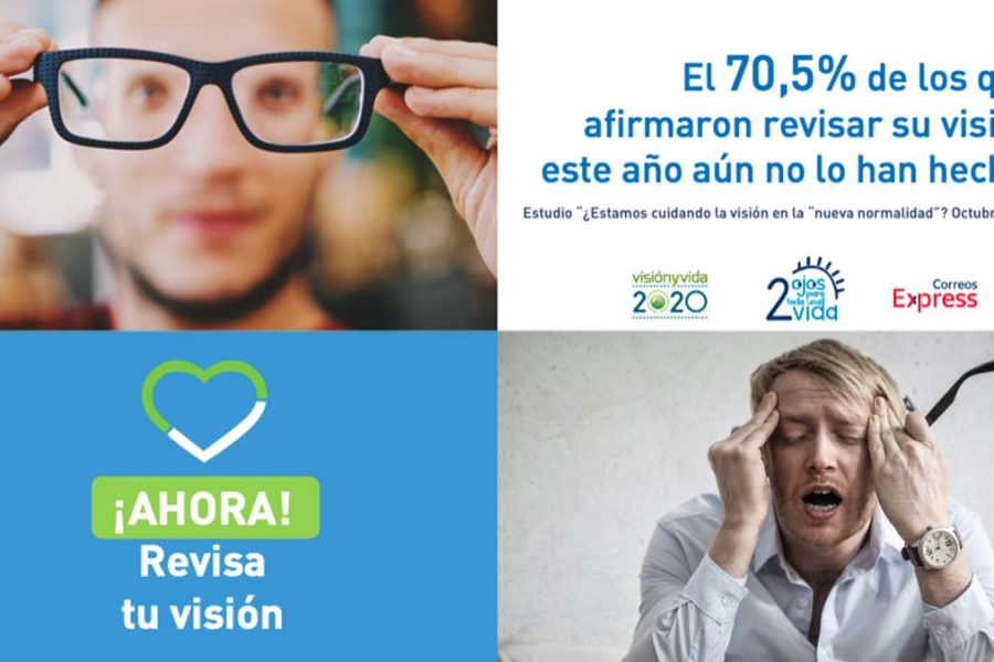 El sector óptico cierra 2020 muy preocupado por el deterioro de la salud visual de la sociedad