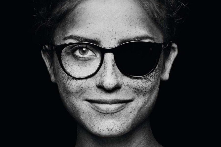 Las gafas graduadas también pueden proteger de la radiación UV y consecuentemente, prevenir el cáncer de piel