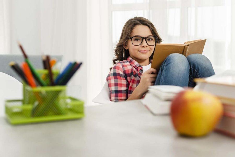 Por qué es importante el uso de gafas de sol en los niños