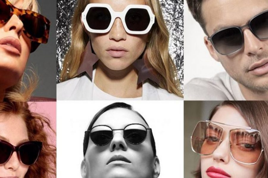 Vuelven las gafas de los 90´s: atrevidas, de gran tamaño y coloridas