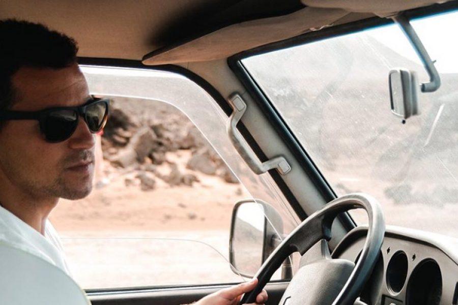 Una buena visión, fundamental al volante